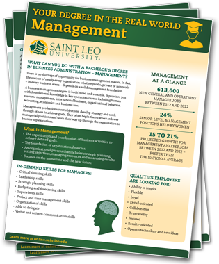 Management Career Guide