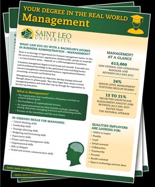 Management Career Guide