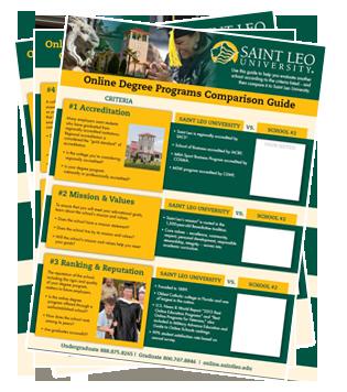 Online Deree Program Comparison Guide